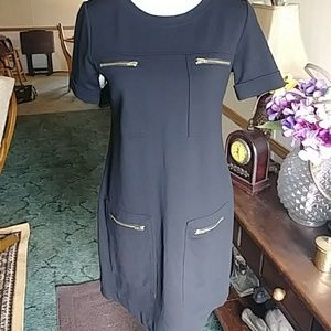 Sophisticated and stylish black dress